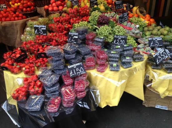 Borough Market Food Tours