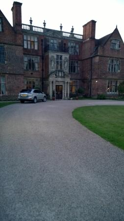 Castle Bromwich Hall Hotel: the great house