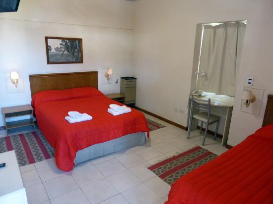 Motel Santa Rosa Automovil Club Argentino