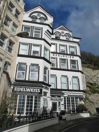 The Edelweiss Guest House Picture