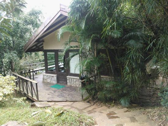 Flameback Lodges: luxury cottage