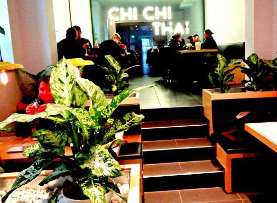 Chi Chi Thai: Gastraum