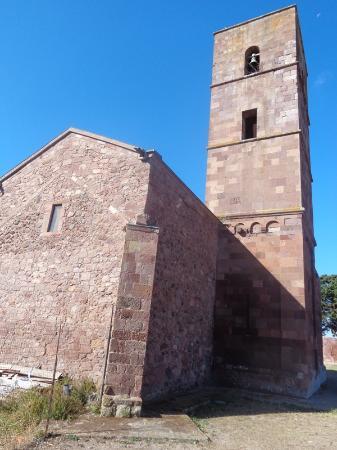 Tergu, Ιταλία: La parte posteriore