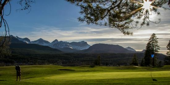 Crowsnest Pass Golf & Country Club