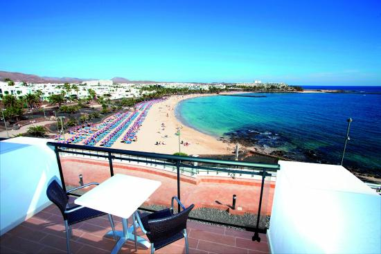 Be Live Experience Lanzarote Beach: Terrace