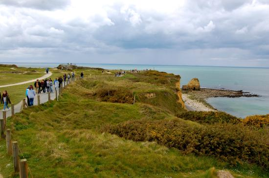 D-day Guided Tours : Point du Hoc