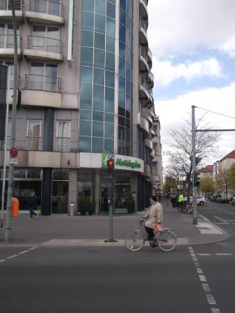 Holiday Inn Berlin City Center East-Prenzlauer Allee: Outside