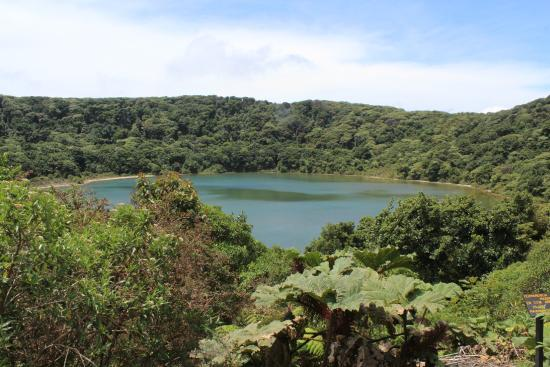Tukan Tours: Second crater at Poas Volcano