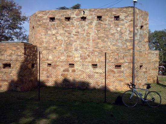 Boer War Blockhouse