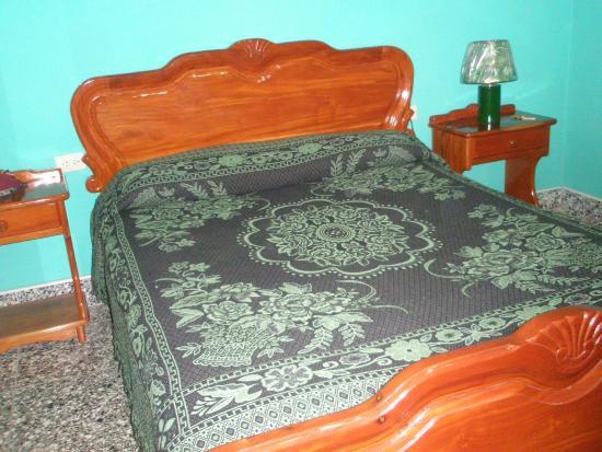 Casa Hostal Paraiso: Our room