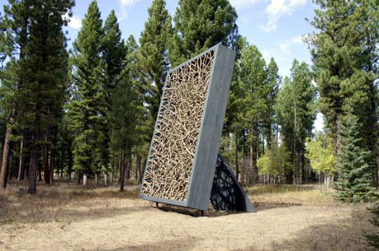 Blackfoot Pathways:Sculpture in the Wild