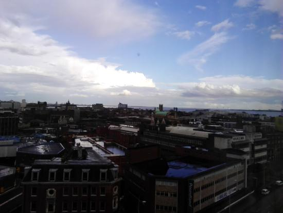 Holiday Inn  Express Hull City Centre: 7th floor view