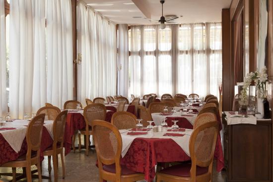 Hotel Amalfi: SALA DA PRANZO INTERNA