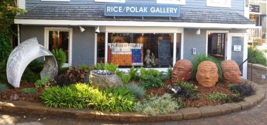 ‪Rice-Polak Gallery‬
