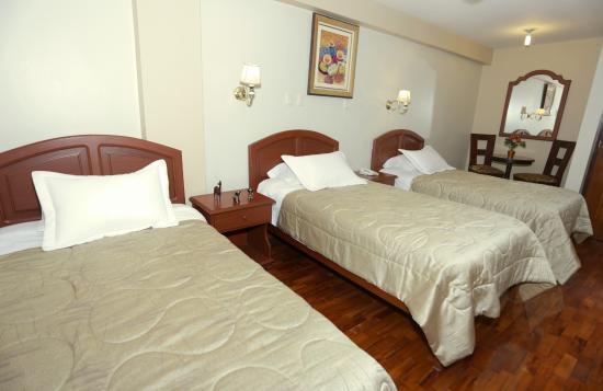 Manhattan Inn Airport Hotel: Triple Room