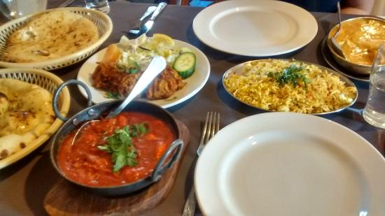 Bengal Spice: What I had