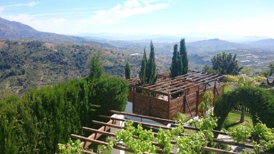 """Hotel Cerro de Hijar: Vista del """"spa"""""""