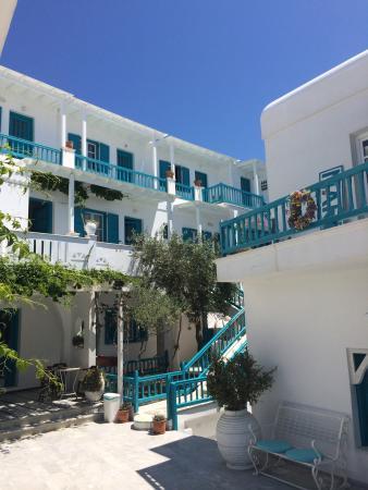 Pension Marias: Maria's Hotel ❤️