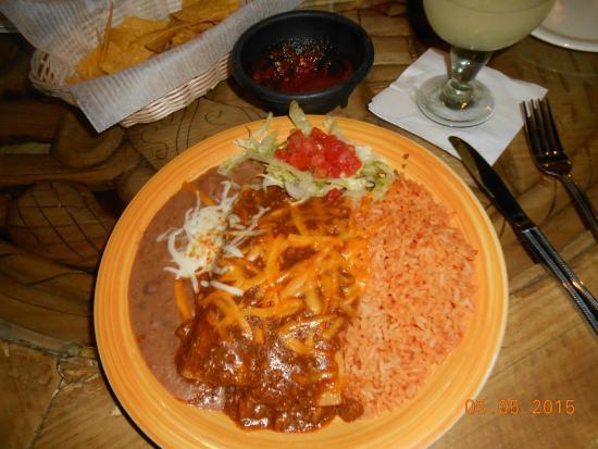 Dine area picture of monarca 39 s authentic mexican cuisine for Authentic mexican cuisine