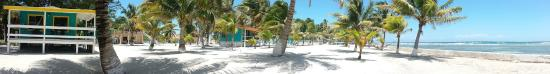 South Water Caye, Belize: Beach Cottages