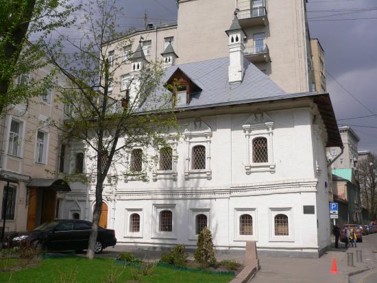 Chambers of Araslanov