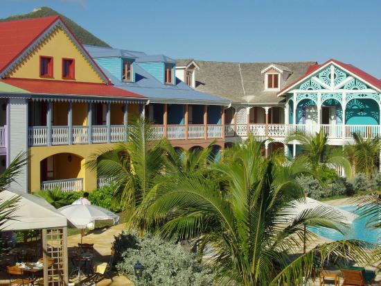 Hotel Alamanda St Martin