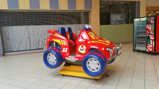 Northpark Mall: Kids would love this