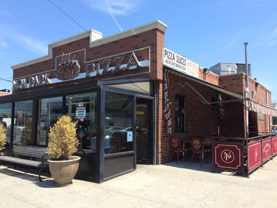 New Park Pizzeria: New Park Pizzeria
