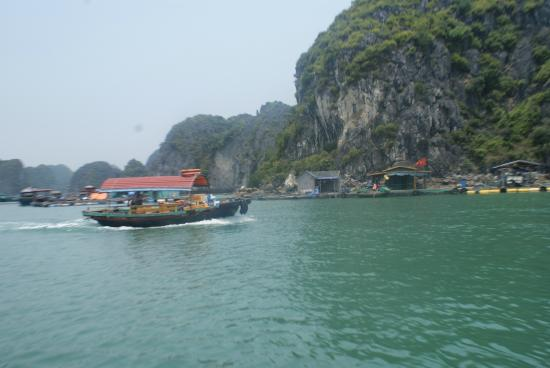emmanuel buriez baie d 39 along picture of halong bay halong bay tripadvisor. Black Bedroom Furniture Sets. Home Design Ideas