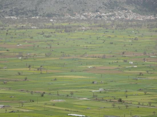 lassithi - Picture of Lassithi Plateau, Lasithi Prefecture ...