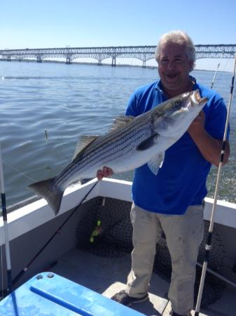Dundalk, MD: 41 Inch Rock Fish
