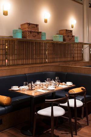 St Pancras Restaurant - Fortnum & Mason