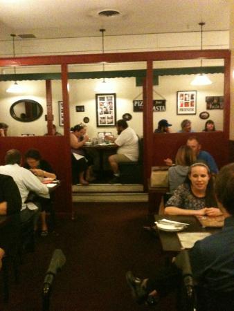 Dining Room Picture Of Marri S Pizza Italian Restaurant