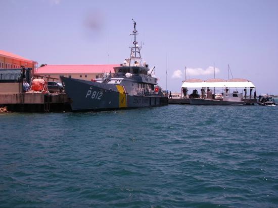 Simpson Bay, St. Maarten/St. Martin: Feeling Protected