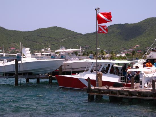 Simpson Bay, St. Maarten/St. Martin: One of Their Fleet
