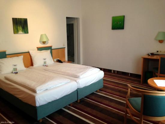 Best Western Ambassador Hotel: номер