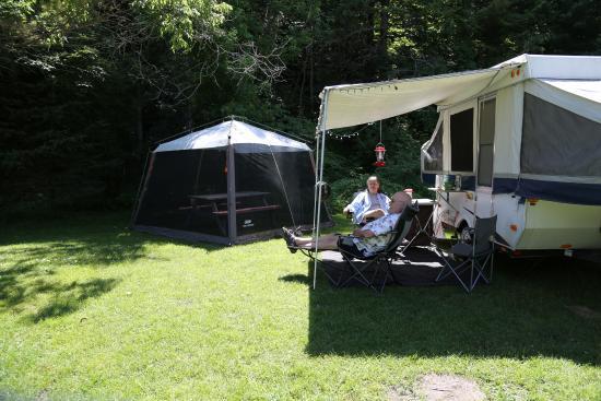 Glen Rouge Campground
