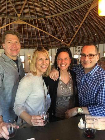 New Buffalo, MI: Round Barn Winery