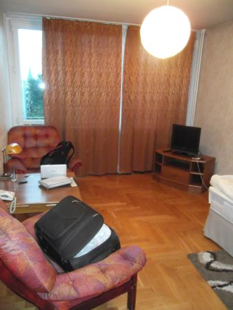 Wieniawa Hotel: Room one more time.