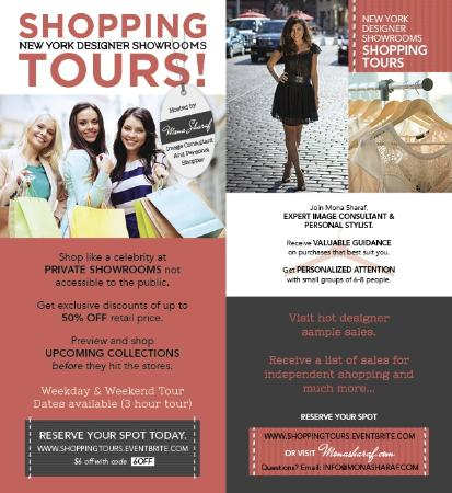 Mona Sharaf Shopping Tours