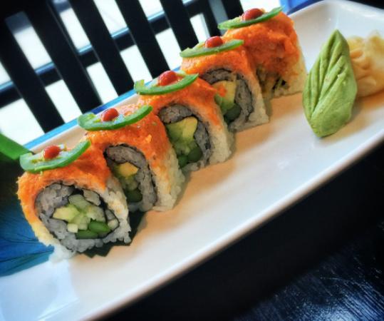 Sunda: Sushi