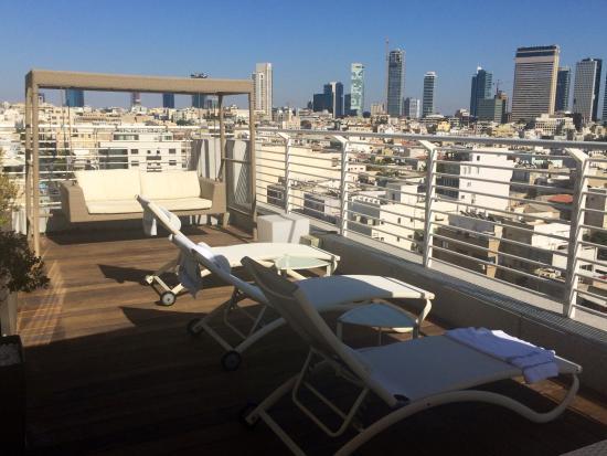 Foto De The Savoy Tel Aviv Sea Side Tel Aviv View From
