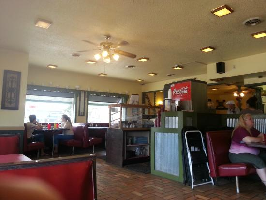 Rolla, ND: Inside .. Clean and Bright
