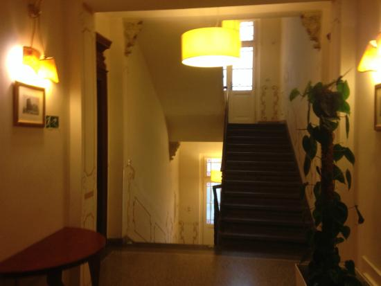 Lobby picture of hotel louis leger prague tripadvisor for Hotel galerie royale prague tripadvisor