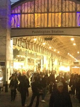Stationen photo de paddington station londres tripadvisor - Penthouse paddington londres en angleterre ...