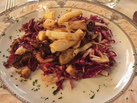 Ristorante Mariacallas: calamari