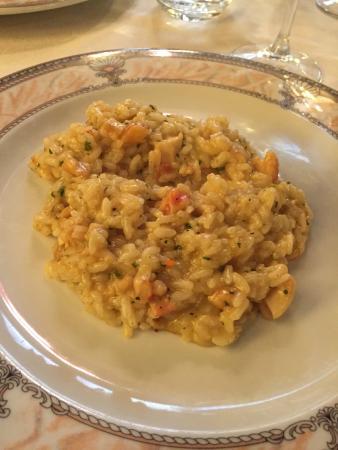Ristorante Mariacallas: risotto