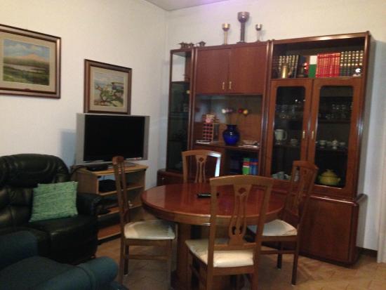 Apartments Flat  2015: salone