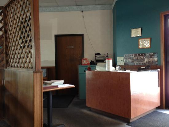 Pancake House : Front Desk/decor
