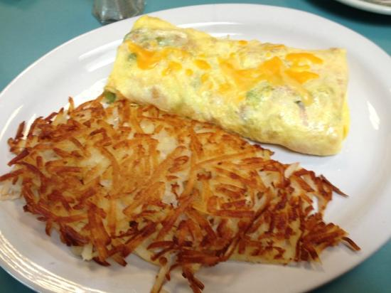 Pancake House : Denver Omellette